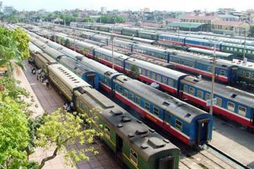 Đường sắt cung ứng gần 300.000 vé tàu dịp Tết Canh Tý