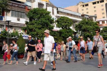 Việt Nam trở thành điểm đến hấp dẫn thứ 2 với người nước ngoài