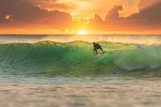 Lướt sóng tại Muizenberg và những trải nghiệm tuyệt vời ở Cape Town
