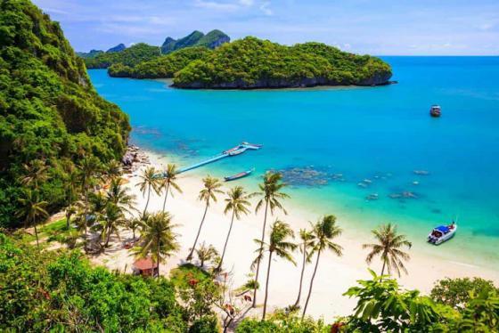 Những thiên đường biển tuyệt đẹp tại Thái Lan