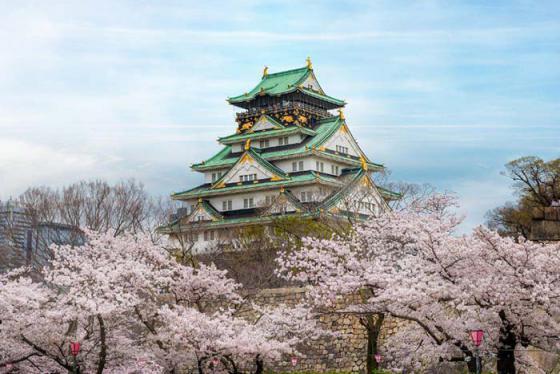 7 điểm tham quan không thể bỏ qua ở Osaka - Nhật Bản