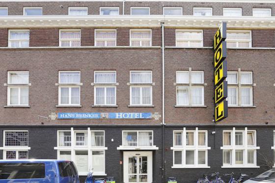 Khách sạn 'tệ nhất thế giới' giữa thành phố Amsterdam