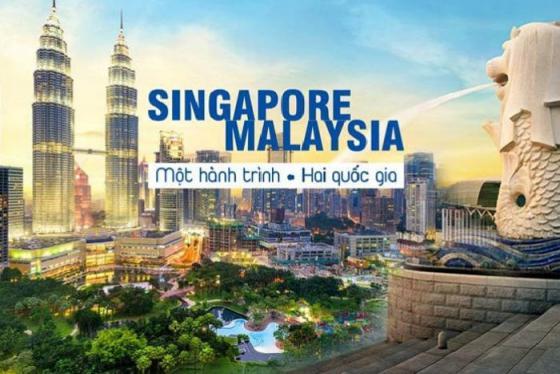 Giảm đến 2 triệu cho tour Singapore - Malaysia tháng 10/2019