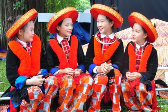 Tìm hiểu trang phục truyền thống của các dân tộc ở Việt Nam