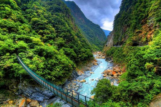 Kinh nghiệm du lịch Vườn quốc gia Taroko - Đài Loan