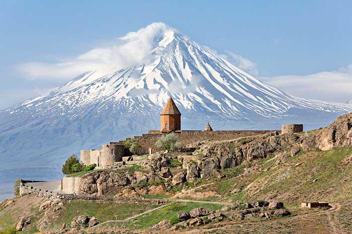 Ấn tượng với phong cảnh ngoạn mục khi du lịch Thổ Nhĩ Kỳ