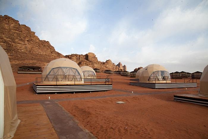 Wadi Rum top 5 điểm đến đẹp siêu thực