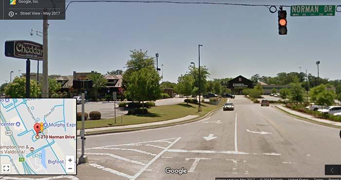 Google Street View sẽ giúp bạn phần nào trong việc tránh những trò lừa đảo ở Hàn Quốc. Ảnh: Internet.