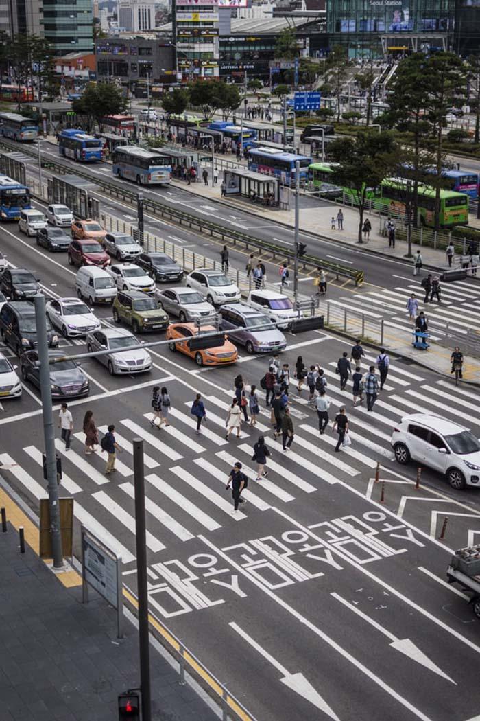 Taxi cũng đầy cạm bẫy với những chiêu trò lừa đảo ở Hàn Quốc riêng biệt