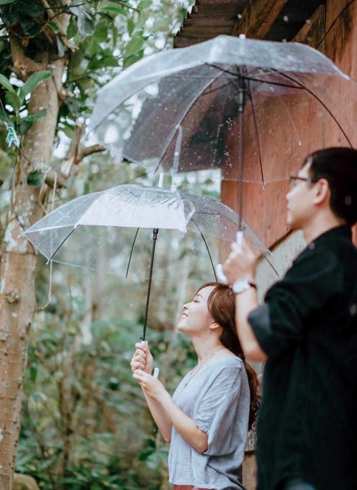 điểm du lịch đẹp vào mùa mưa