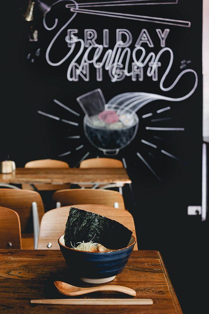 Mỗi vùng miền lại có thức mì Ramen đặc trưng riêng. Ảnh: Antoinette C.