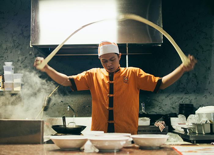 Có người cho rằng mì Ramen có nguồn gốc từ Trung Quốc. Ảnh: Aditya Romansa.