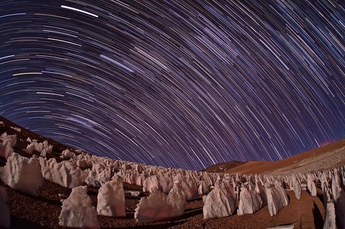 Sa mạc Atacama top 5 điểm đến đẹp siêu thực