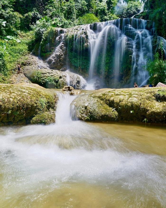 thác Mu Hòa Bình