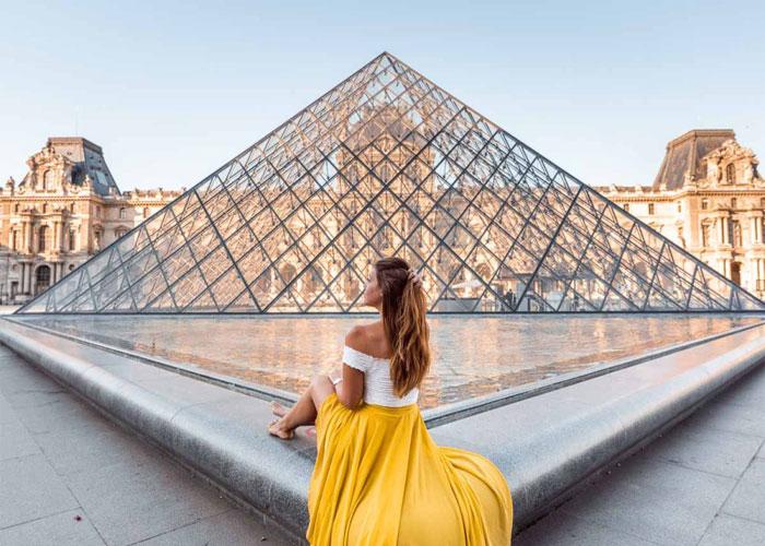 Bảo tàng Louvre ở nước Pháp và loạt bí ẩn khiến ai cũng phải 'ngã ngửa' khi biết tới