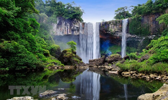 Discover the poetic beauty of Kon Ha Nung plateau - World Biosphere Reserve in the Central Highlands