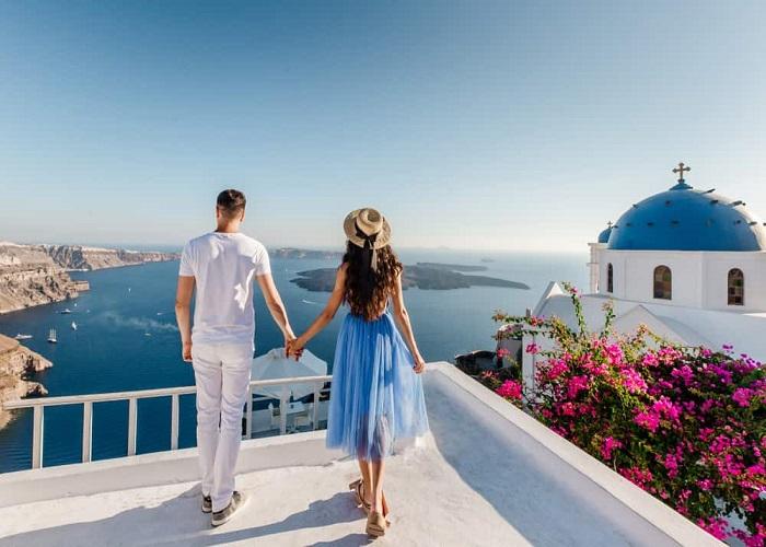 Du lịch trăng mật ở Hy Lạp và lịch trình hoàn hảo cho các cặp đôi