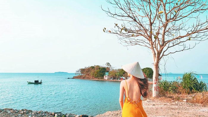 Admire the impressive natural panorama from many prime locations.Photo: Mekong Smile