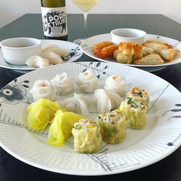 Din Sum – món ăn đa dạng hương vị để bạn lựa chọn.