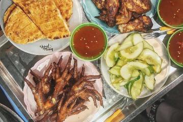6 quán chân gà nướng ngon tại Hà Nội khiến các tín đồ ẩm thực 'mê mệt'