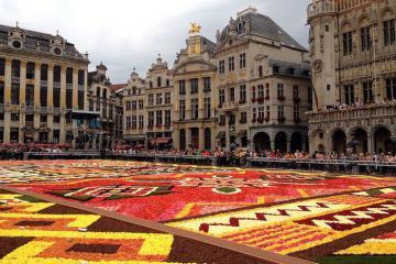 Du lịch Bỉ: Ghé thăm 'Quảng trường lớn' mà không lớn tại thủ đô Brussels