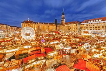 Tháng 12, du lịch châu Âu mình đi đâu?