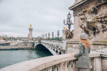 Du lịch Paris: Dạo quanh những chiếc cầu thành đẹp nhất thiên đường châu Âu