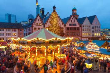 Du lịch Đức tháng 12, tưng bừng đón hàng loạt lễ hội hấp dẫn
