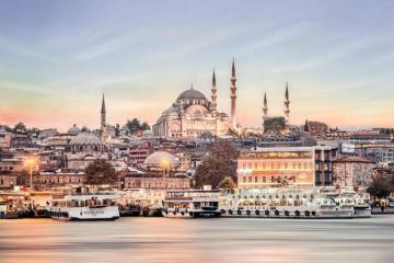 Lạc lối ở Istanbul – trái tim của đất nước Thổ Nhĩ Kỳ