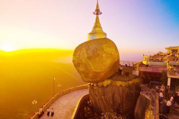 Đến thăm chùa Kyaiktiyo, Myanmar – chiêm ngưỡng 'hòn đá vàng' độc đáo