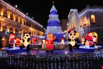Một vòng châu Á, trải nghiệm 5 lễ hội độc đáo vào mùa đông