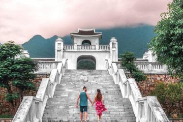 Legacy Yên Tử - 'Thiên đường cổ trang' đẹp xuất thần ở Quảng Ninh
