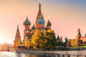Ghé thăm Matxcova, Nga – thành phố hoa lệ bậc nhất châu Âu