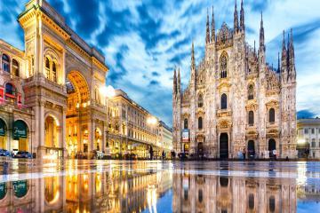 5 điểm đến khi du lịch Milan, kinh đô thời trang của 'đất nước hình chiếc ủng'
