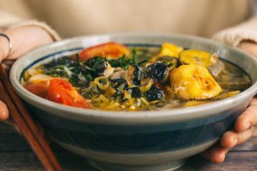 Điểm danh những món ngon 'làm từ sợi' của ẩm thực Việt