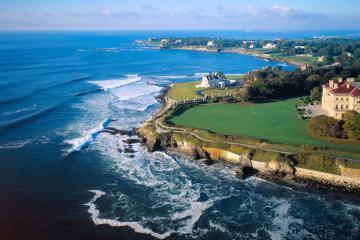 Ghé thăm Newport – thành phố cảng nên thơ của nước Mỹ