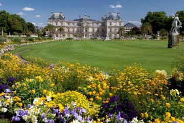 Ghé thăm 3 khu vườn xinh đẹp giữa 'kinh thành ánh sáng' Paris
