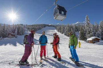 Samoens, thiên đường trượt tuyết mùa đông nước Pháp