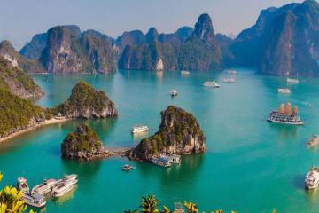 Du lịch Hạ Long 2 ngày nghỉ dưỡng tại Resort 4 sao giá chỉ từ 790.000 VNĐ