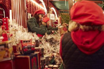 Hòa mình vào những khu chợ Giáng sinh nhộn nhịp nhất nước Đức