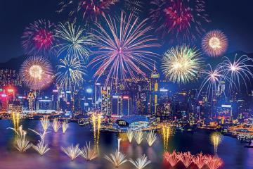 Xuất ngoại đón giao thừa tại 5 điểm đến châu Á sôi động nhất