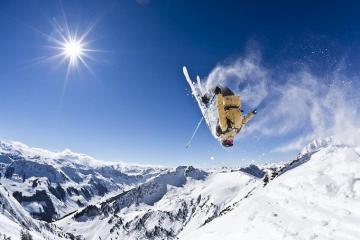 Top 5 điểm trượt tuyết hàng đầu tại Thụy Sĩ