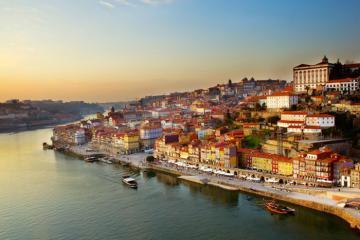 Ngắm nhìn đất nước Bồ Đào Nha tuyệt đẹp từ trên cao