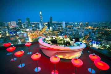 Check-in mỏi tay với những quán cafe rooftop ở Sài Gòn view cực đẹp