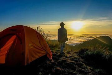 3 điểm cắm trại ở Đà Lạt đón bình minh tuyệt đẹp