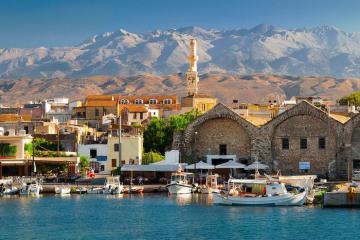 Du lịch Hy Lạp khám phá Chania quyến rũ đến bất ngờ