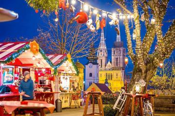 Những khu chợ Giáng sinh châu Âu nổi tiếng mùa Noel 2019