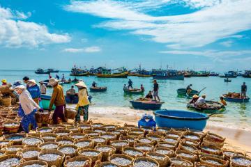 4 khu chợ ở Phan Thiết cho bạn mua sắm 'tẹt ga'