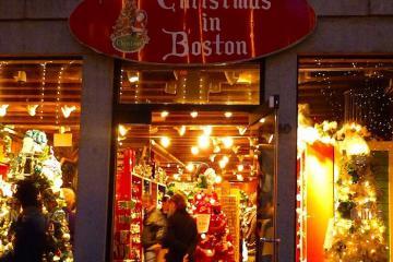 10 trải nghiệm bạn không nên bỏ lỡ khi du lịch Boston, Mỹ dịp Noel này