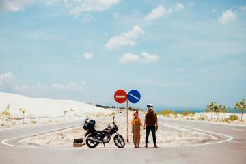 4 cung đường ven biển Nam Trung Bộ lý tưởng dành cho dân phượt